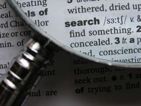 Moteur de recherche interne
